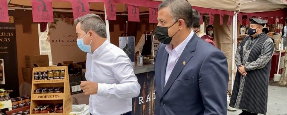 Balance positivo de la participación de Ávila Auténtica en las XXIV Jornadas Medievales