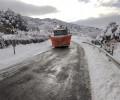 Foto de Todos los accesos a los municipios de la provincia, abiertos tras esparcir otras 116 toneladas de sal