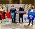 Foto de Presentados dos convenios con clubs de fútbol sala que apuestan por la inclusión