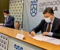 Foto de 1,9 millones para inversiones en municipios de menos de mil habitantes gracias al convenio entre Diputación y Junta