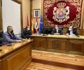 Foto de La Diputación y el Consorcio dan los primeros pasos para subvencionar la tasa de basuras a sectores económicos declarados no esenciales