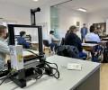 Foto de Diez emprendedores abulenses comienzan a recibir formación sobre impresión 3D y fabricación aditiva