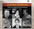 Foto de La Diputación y el Instituto Castellano y Leonés de la Lengua organizan el ciclo 'Los mejores de la Literatura' para celebrar el Día del Libro