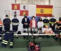 Foto de Visita a la Agrupación de Protección Civil y Bomberos Voluntarios de El Tiemblo
