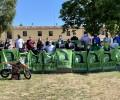 Foto de Ávila Auténtica y 33 deportistas abulenses sellan su colaboración para promocionar la marca colectiva de la Diputación