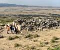 Foto de La excavación 2021 en 'El Torreón' de Ulaca sigue buscando descubrir la función que tuvo el edificio