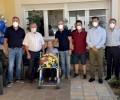 Foto de La Diputación participa en el homenaje a la nueva centenaria de Cantiveros