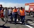 """Foto de El presidente subraya """"el trabajo de la Diputación en este mandato"""" para levantar los parques comarcales de bomberos"""