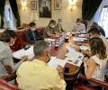 Foto de La Diputación y la Junta se coordinan para acometer las obras que garantizarán el suministro de agua a los municipios afectados por el fuego