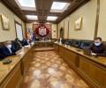 Foto de Alberto Encinar comunica su paso al Grupo de diputados no adscritos como portavoz