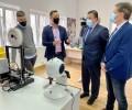 Foto de El Laboratorio Tecnológico de la Diputación, en las Jornadas de Empresas Tecnológicas de Cruz Roja