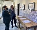 Foto de Las vidas paralelas de los hermanos Bécquer, en la exposición de este mes en el Torreón de los Guzmanes