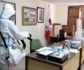 Peguerinos y Papatrigo, municipios donde actuarán esta semana los equipos de desinfección de la Diputación