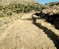 La Diputación mejora la accesibilidad a los depósitos de abastecimiento de agua de los municipios afectados por el incendio