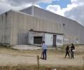Del Nogal visita las parcelas de Sotillo y Arévalo donde se levantarán dos de los parques de bomberos