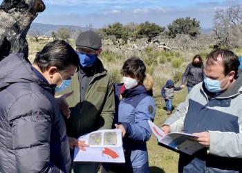Primeros pasos para potenciar la investigación de los recursos arqueológicos de Medinilla (2º Fotografía)