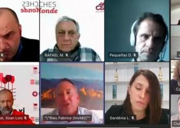 """Martín destaca el """"papel fundamental"""" de la Diputación para que Cebreros sea sede del Concurso 'Grenaches du Monde' 2021"""