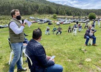 La subasta de ganado de Raza Avileña negra-Ibérica de 'El Colmenar' alcanza los 43.200 euros (2º Fotografía)