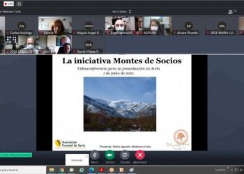 Una mesa de trabajo del proyecto GEFRECON analiza las posibilidades de crear juntas gestoras de montes