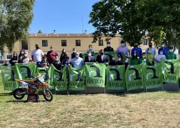 Ávila Auténtica y 33 deportistas abulenses sellan su colaboración para promocionar la marca colectiva de la Diputación