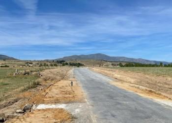Comienzan las obras de acondicionamiento de la AV-P-503 entre Solosancho y Baterna (2º Fotografía)