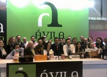 Ávila Auténtica vuelve a participar en ferias profesionales agroalimentarias en el Salón Gourmets