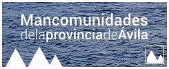 Mancomunidades de Ávila