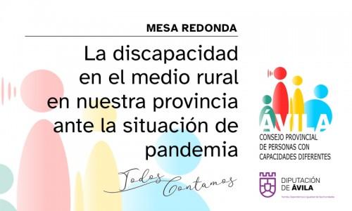 La discapacidad en el medio rural en nuestra provincia ante la situación de Pandemía